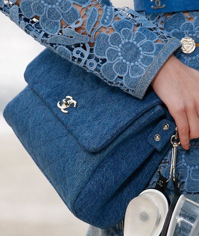 9faf926bffb846 Chanel Spring Summer 2019 Runway Bag Collection | pocketbooks ...