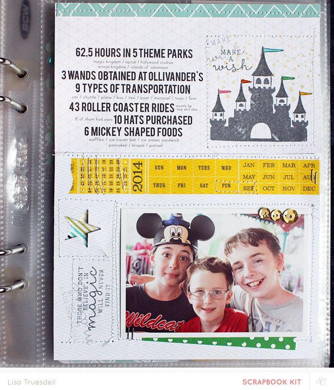 magic by gluestickgirl at @studio_calico - Disney Handbook