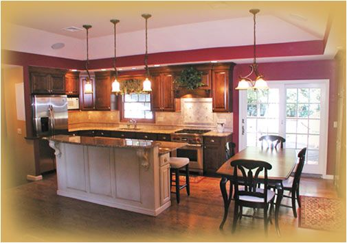 Kitchen layout ideas with island choose the kitchen - How to design a kitchen layout with island ...