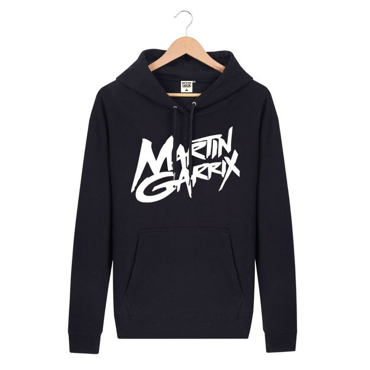 New Arrivals 2017 Spring Autumn Casual Cotton Pullover Printed Martin Garrix Pock Band Slim Mens Hoodies And Sweatshirts Hip Hop #Affiliate