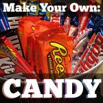 Make Your Own: Candy: Candy Recipe