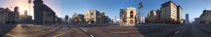 Grand Theft Auto V © Rockstar Games