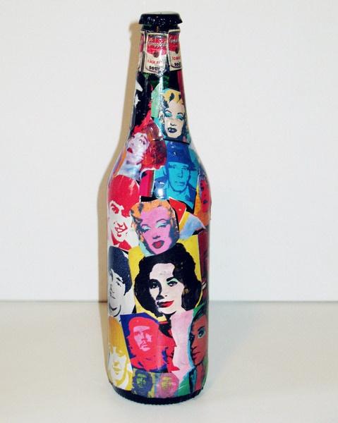 pop art drink #GLOSSYxPOPART