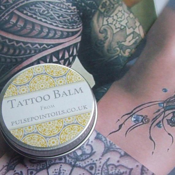 New Tattoo Healing Balm Inked Skin Soothing Balm Tattoo Care Salve Tattoo Aftercare Tattoo Color Enhancer Balm Mens W The Balm Healing Balm Healing Tattoo
