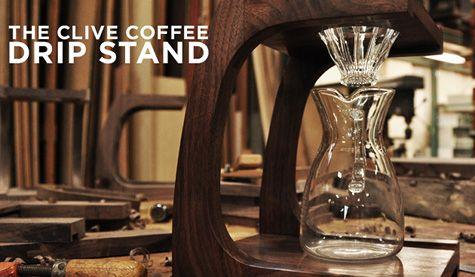 Clive Coffee Drip Stand.