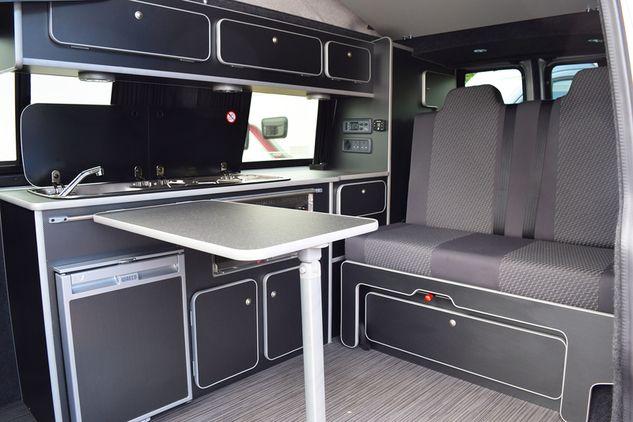 VW Campervans 2013 T5 Camper, (2013) Used Campervans for sale in East Midlands