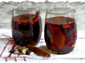 Vianočný punč - Je skvelý a výborne chutí. Nie je vôbec horký :)