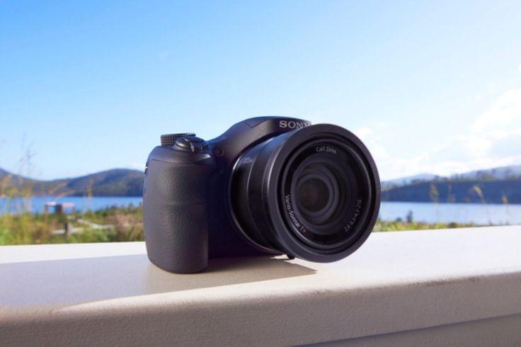 SONY Cyber-shot HX350 – zoom optic 50x