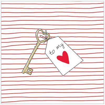 print & pattern: VALENTINE'S DAY - cards