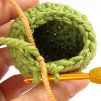 Amigurumi Change Yarn : 1000+ images about amigurumi on Pinterest