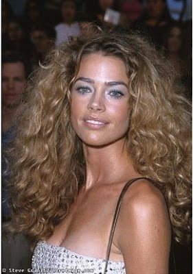 Denise Richards Talks Big, Wavy Hair! | Curly Nikki | Natural Hair Styles and Natural Hair Care