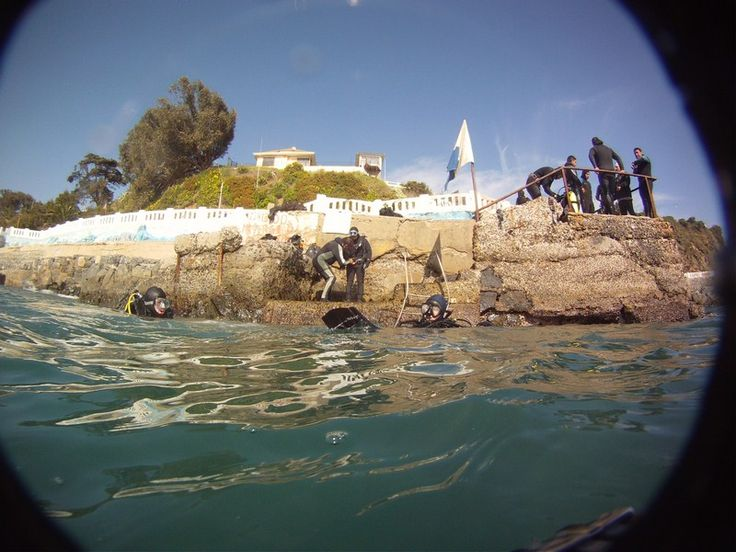 cursos buceo valparaíso turismo  submarino buzo deportivo