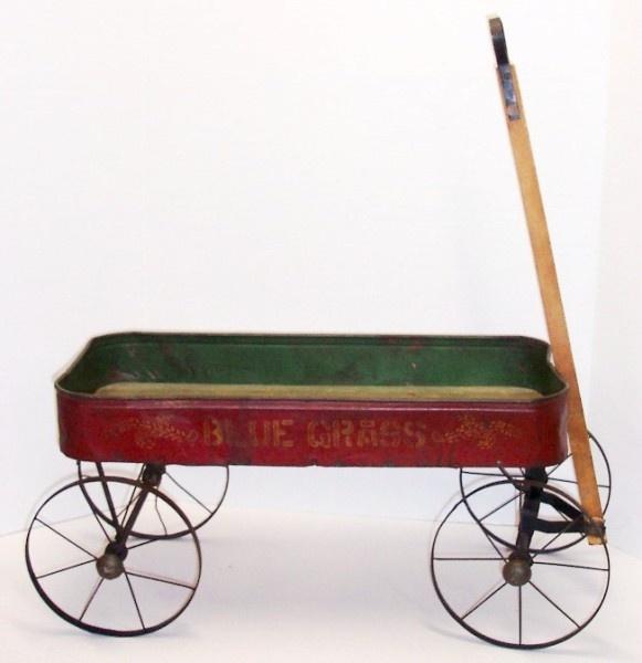 M785 Child's toy wagon