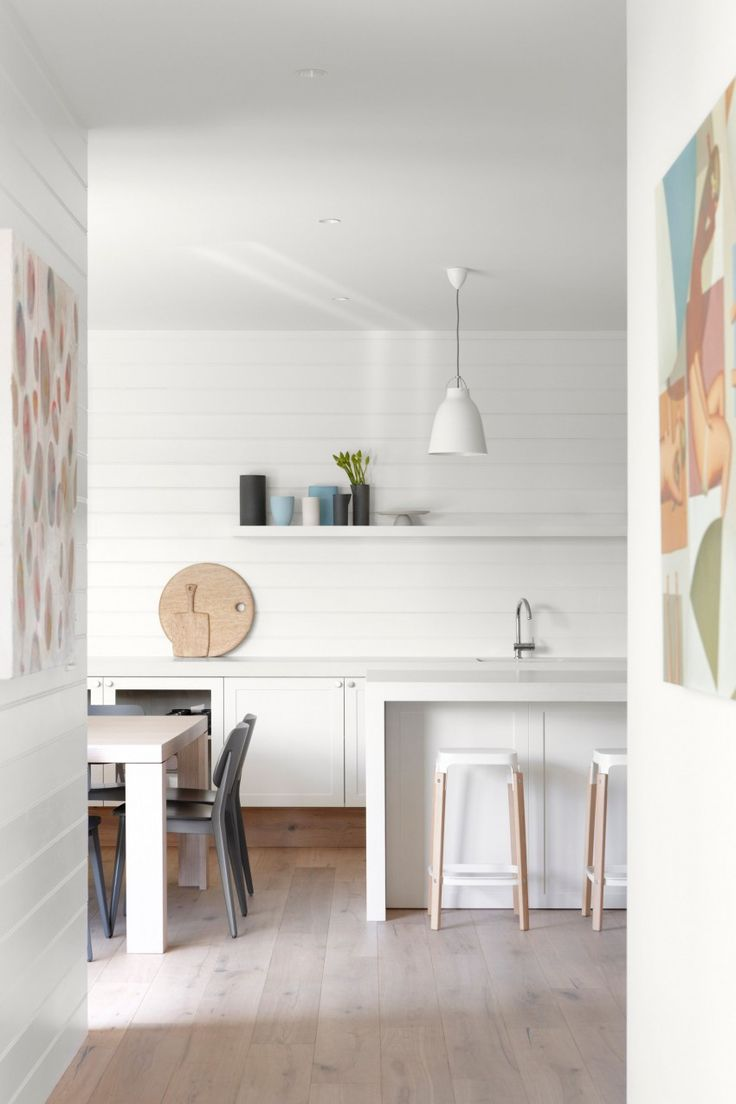 Best  White Wall Paneling Ideas On Pinterest Painted Wall - White interior house