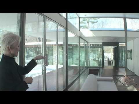 Kengo Kuma & Associates Glass/Wood House