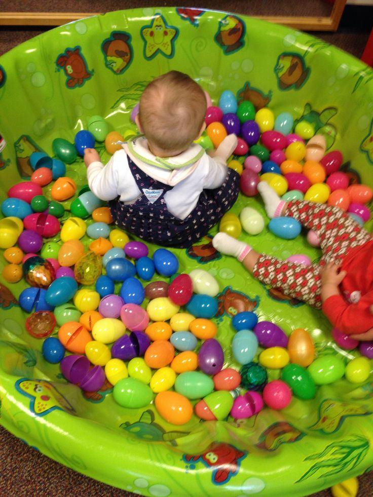 1000 images about infant toddler easter on pinterest plays infants and easter party. Black Bedroom Furniture Sets. Home Design Ideas