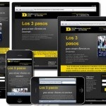 LandingPage Adaptable a Dispositivos Moviles