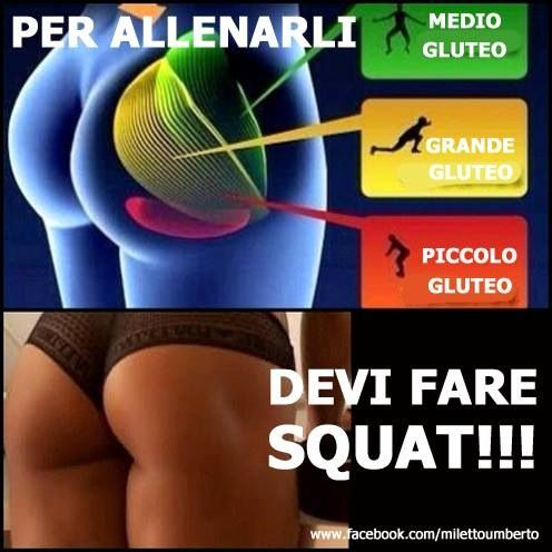 Do squat for your ass!!!