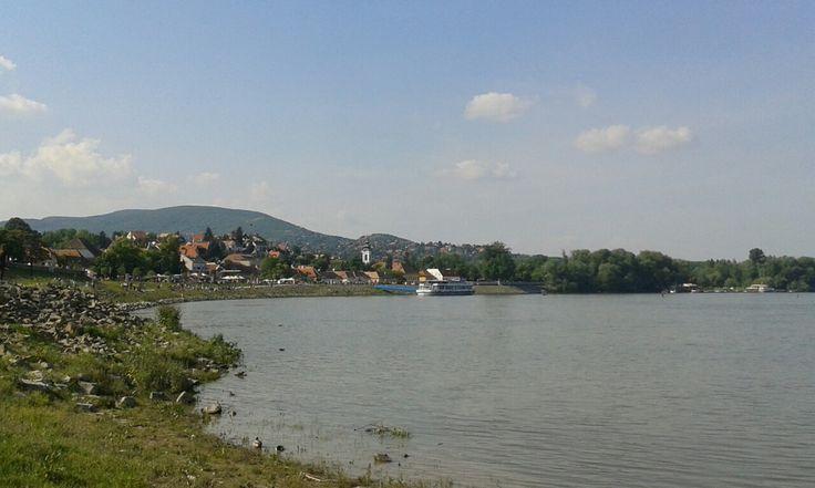 Szentendre Duna part