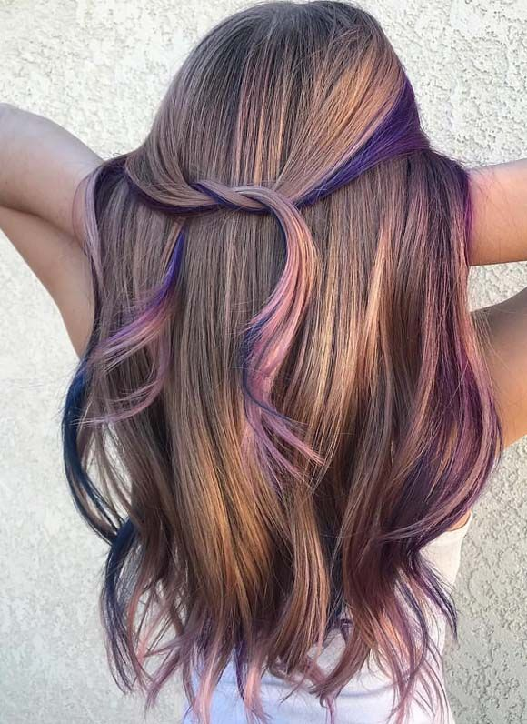 Best Hair Colors Highlights Ideas For 2019 Hair Styles Hair Color Highlights Cool Hair Color