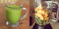 Green smoothie challenge starts tomorrow, great recipes.