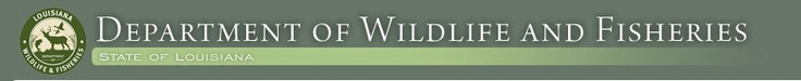 Louisiana Department of Wildlife and Fisheries:  Purchasing your license is more convenient than ever before! This new Louisiana Department of Wildlife and Fisheries site will allow you quick and easy access to hunting and fishing licenses, permits, regulations and other important information about recreation in Louisiana.