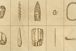 Would you know how to use an ancient stone tool if you unearthed one? Try your hand here. -- Stone Age Toolkit By Lexi Krock | Posted 03.01.09 | NOVA