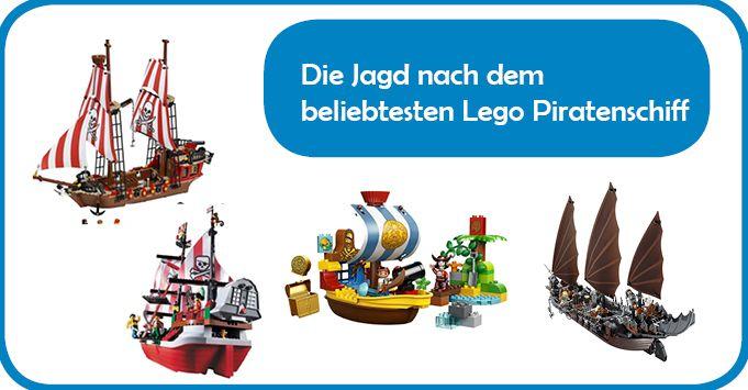 Wie findet man ein passendes Lego Piratenschiff für die Kinder? Die Themenwelt der Piraten ist bei Kindern nach wie vor der der Renner. Dies ist auch kein Wunder, stehen Piraten doch für Abenteuer und Spannung. Deshalb ist es ganz klar, dass es bei Lego auch ein Lego Piratenschiff im Angebot gibt. Davon gibt es allerdings unterschiedlichste Ausführungen, für die unterschiedlichen Altersstufen. Hier finden Sie einen kleinen Überblick über die Welt der…