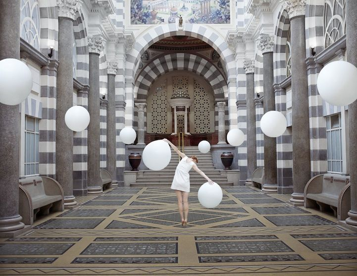 Maia Flore : ImagineFrance : The Thermes du Mont-Dore, Auvergne Set at an altitude of 1,050 meters in the heart of Auvergne, the baths have existed since Roman times, built around the sulfurous thermal springs. The Neo-Byzantine style of architecture and decor reflect their rich past.