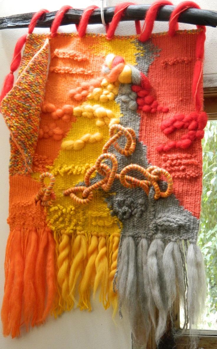 Textil Art / Tapices Artesanales en Técnica Alto Liso