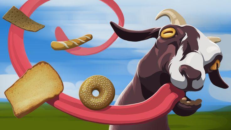 2014 - Goat Simulator