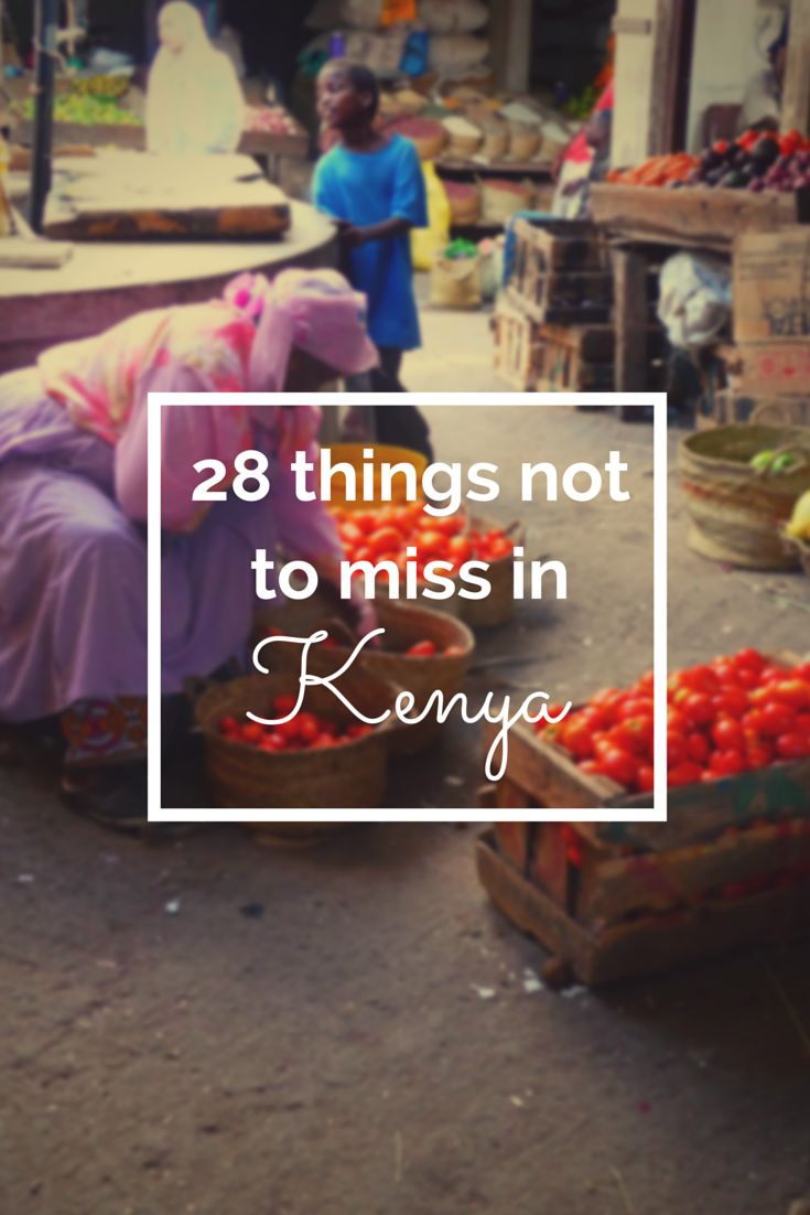 Agree with most. In general, don't miss going to Kenya! http://jamielewishedges.info/2015/04/16/kenya-matters/