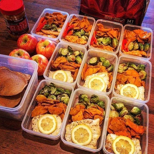 海外版の 作り置き ダイエットメニューとして大人気の ミールプレップ 健康的な食事の準備 ダイエットメニュー 食事の準備