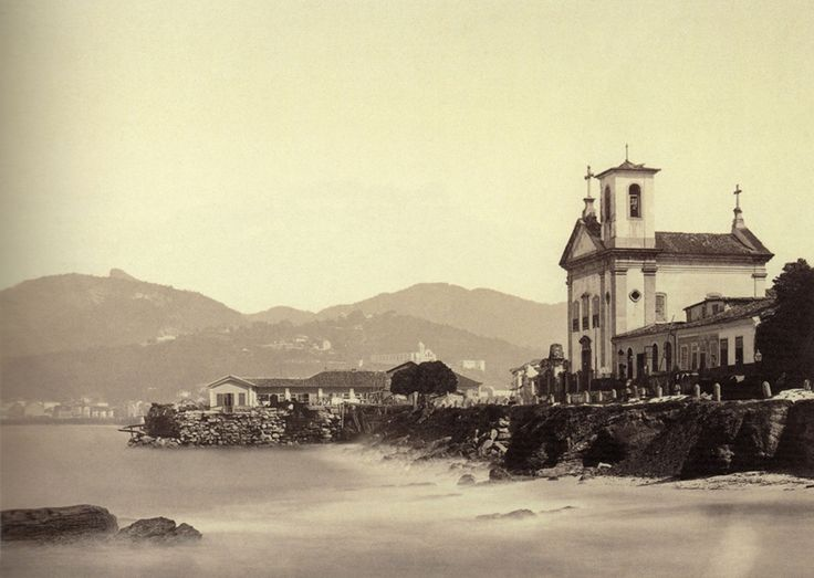 George_Leuzinger_-_Igreja_de_Santa_Luzia