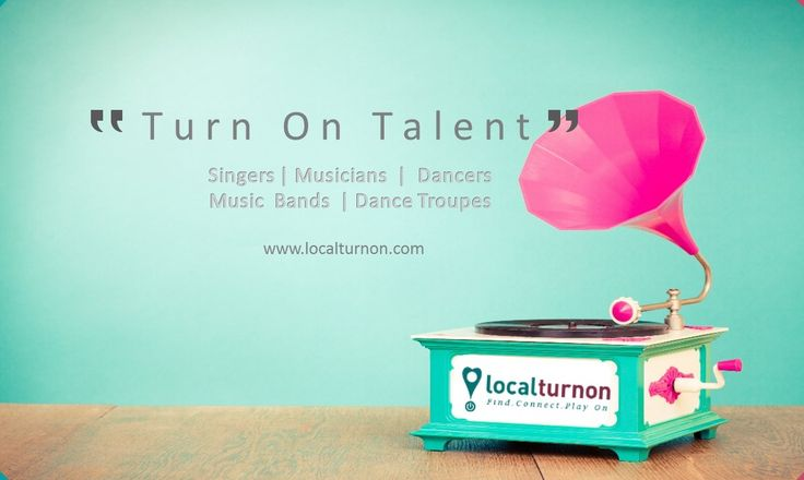 "#‎localturnon‬ ‪#‎LTO‬ ‪#‎turnontalent‬ ‪#‎Turnonhappiness‬ ‪#‎Artist‬ ‪#‎band‬ ‪#‎singers‬ ‪#‎dancers‬ ‪#‎dancetroupe‬ ‪#‎musicians‬  ‪#‎TURNON‬ ‪#‎TALENT‬ ‪#‎WITH‬ #LOCALTURNON - Your "" Music & Dance "" Connect Platform. Register your profile at www.localturnon.com/seller-register  Turn on Music 