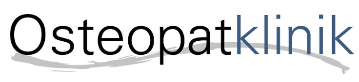 Osteopatklinik - logotype made by Orangia AB