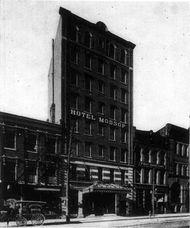 #Hotel Victoria (#Toronto) #history - Wikipedia, the free encyclopedia