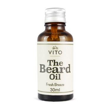 Óleo para Barba Vito The Beard Oil Fresh Breeze