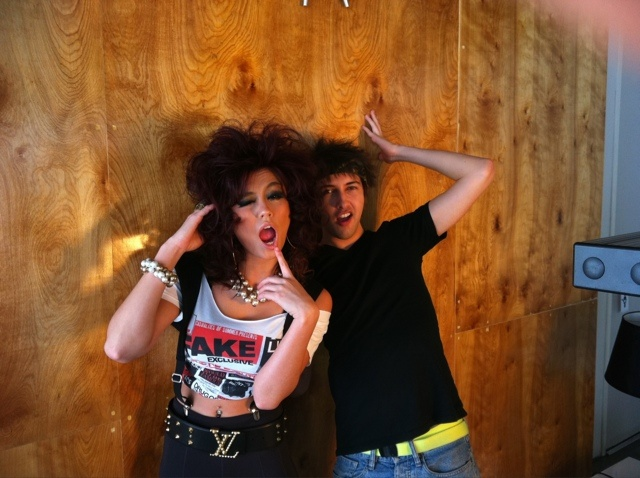 Agnes Monica in USA, Behind-the-scene Music Video