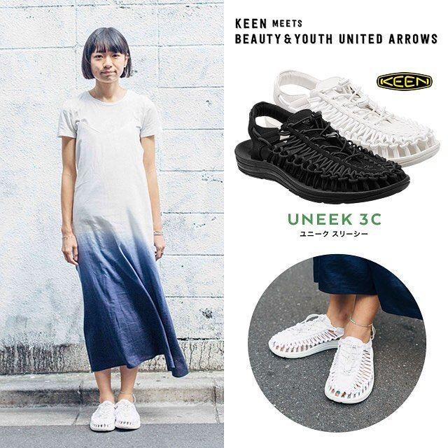 【シンプルな着こなしに合わせて欲しい!】「UNEEK(ユニーク)」は、モデル名通りのユニークなルックスが特徴。では、このフットウェアはどのようにコーディネートするのがイマドキなのか? ・ 「ビューティ&ユース ユナイテッドアローズ 渋谷公園通り店」スタッフのスタイルサンプルが、WEBマガジン「HOUYHNHNM(フイナム)」にて公開中!2本の紐とソールで作られた新感覚フットウェアのスタイルをいち早くチェックしよう! ・・・ #keen #HOUYHNHNM #UNEEK #unitedarrows #キーン #フイナム #ユニーク #スタイルサンプル #ユナイテッドアローズ @houyhnhnm_official