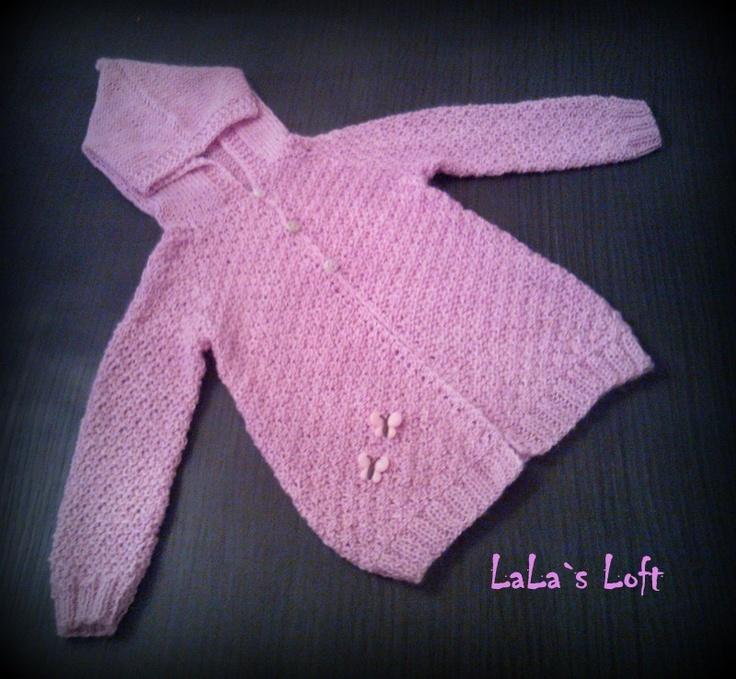 Soft and sweet jacket