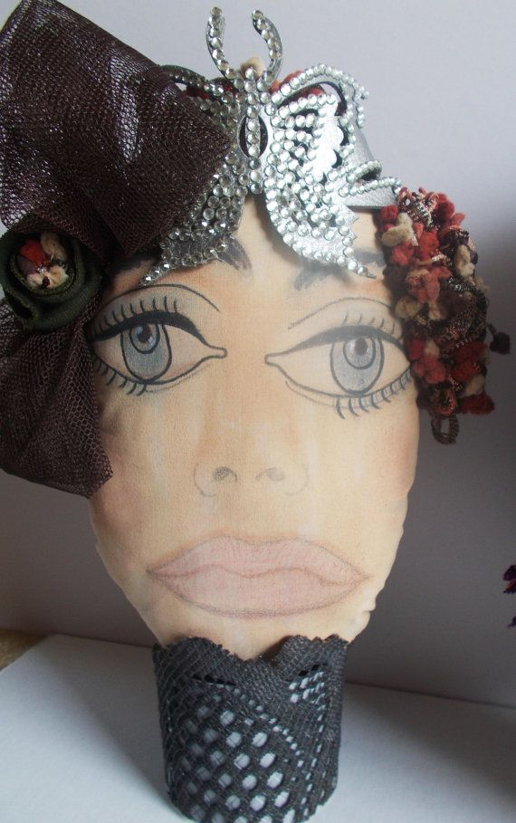 ma petite danseuse portraits series limited edition face