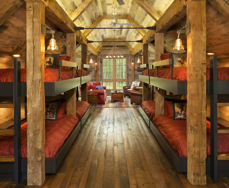 Rustic Bunkhouse