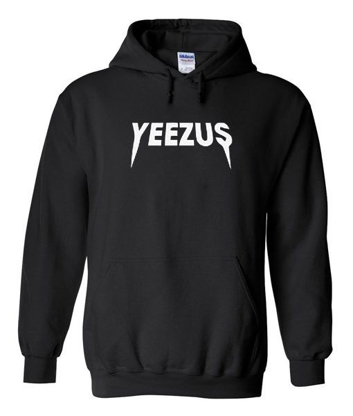 About Yeezus Hoodie from bigboze.com This hoodie is Made To Order, one by one printed so we can control the quality. We use newest DTG Technology to print on to hoodie. Color variant is black, gray, white.