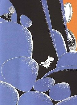 """""""The Book about Moomin, Mymble and Little My"""" by Tove Jansson"""