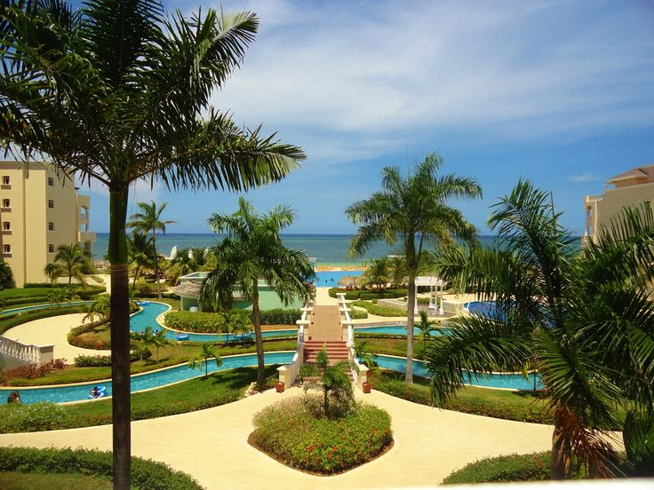 The lazy river that winds around the resort property.  To book your stay at the Iberostar Rose Hall Resort, speak to one of our Vacation Specialists at 1-888-685-6888 or read our blog for more: http://ow.ly/EH7q1.