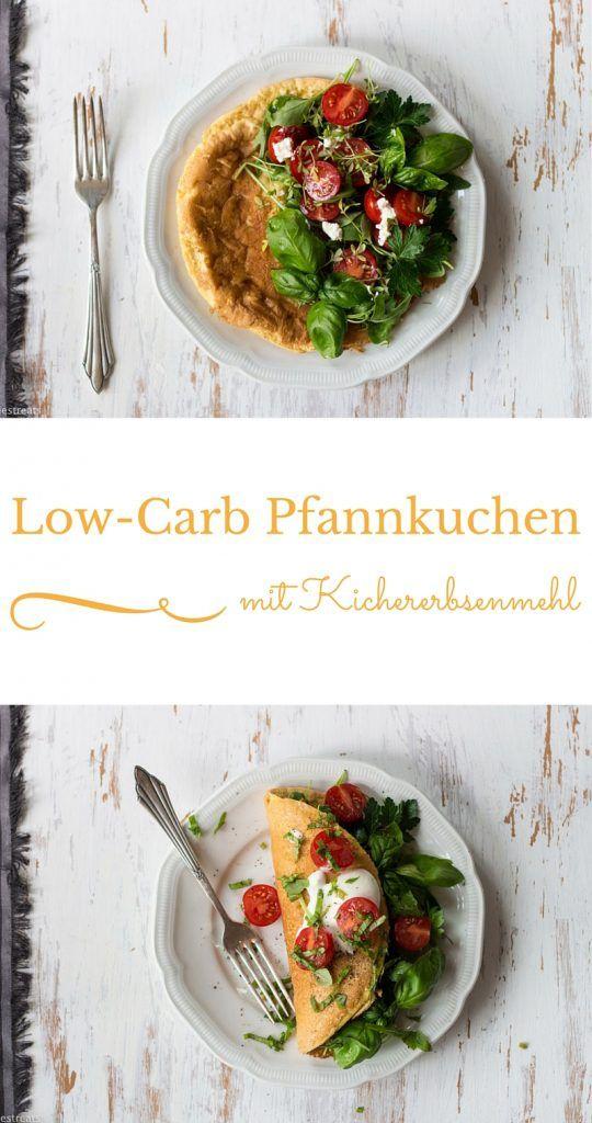 low carb pfannkuchen mit kichererbsenmehl recipe low carb. Black Bedroom Furniture Sets. Home Design Ideas