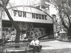 Geauga Lake. I remember being here lots of summers. I loved the fun house slide …Macy Patterson