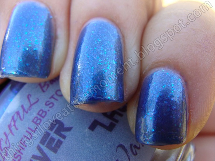 Things I Love At the Moment: 31 DC: DAY 6-VIOLET=FEVERLacquer's The Sky Was All Violet: Dazzle Nails, Re Pin Nails, Nails Fascinate, Pretty Nails, Nails Exchange, Nails Challenges