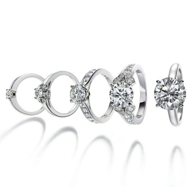 diamantring verlobung cartier ringe verlobungsringe